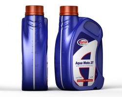 Agrinol Oils for 2­ and 4­stroke engines aqua moto 2t